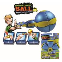 Goliath - Phlat Ball Junior - Ballon-Disque-Diametre 11cm