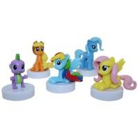 Goliath - Tampons My Little Pony pack x 5