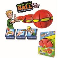 GOLIATH Phlat Ball Classic Rouge