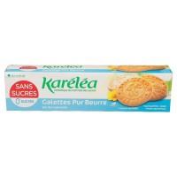 Galettes pur beurre - sans sucres - 125g
