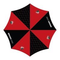 GP MOTORS Parapluie Ducati Corse - Rouge et Noir