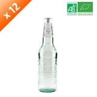 GALVANINA Boisson gazeuse - Tonic - 355 ml x12 - Bio