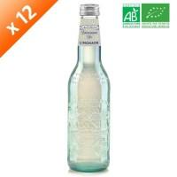 GALVANINA Bouteille de boisson gazeuse - Limonade - 355 ml x12 - Bio