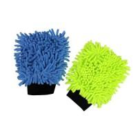 Gant de lavage - En microfibre