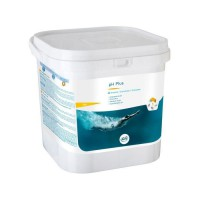 GRE Granulé régulateur de pH - 5 Kg - Pour augmenter et stabiliser le pH de la piscine