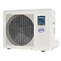 GRE Pompe a chaleur 4,5kW Reversible avec compresseur GMCC - Blanc