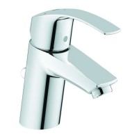 GROHE Robinet mitigeur lavabo Eurosmart - Taille S - Chromé