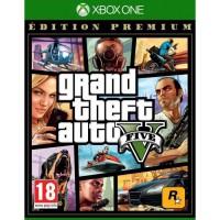 GTA V : EDITION PREMIUM Jeu Xbox One
