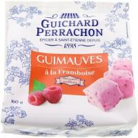 GUICHARD PERRACHON Guimauves a la framboise - 160 g
