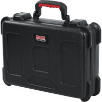 GATOR Case en polyéthylene pour 6 micros sans fil + batteries