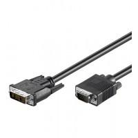 DVI - VGA 0200 12+5 - 15 broches HD 2m