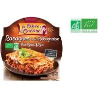 GENDREAU Lasagne a la bolognaise bio - 300 g