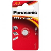 LR 43 / AG 12 / L1142 Panasonic EL 1BL