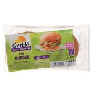 GERBLE Pain Burger Sans Gluten - 300 g