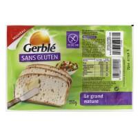 GERBLE Pain tranchés Farine de Mais Riz et Quinoa Sans Gluten 230g