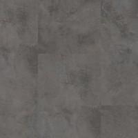 GERFLOR Lot de 10 dalles plombantes vinyle - 1,86 m² - Senso Adjust Flagstone Dark auto - 61 cm x 30,5 cm x 4 mm
