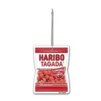 HARIBO Carte parfumée senteur TAGADA