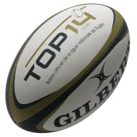 GILBERT Ballon de rugby Replique Top 14 Mini - Homme