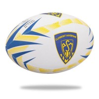 GILBERT Ballon de rugby Supporter Clermont-Ferrand - Taille 5 - Homme