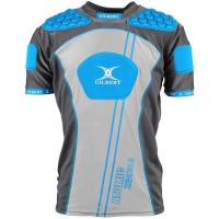 GILBERT Épauliere Rugby Atomic Zenon V2 Homme RGB