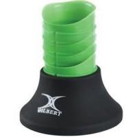 GILBERT Tee télescopique -Homme - Noir et vert