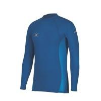 GILBERT T-shirt de compression ATOMIC - Adulte - Bleu roi
