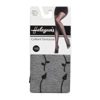 HELEGANS Collant Simge 15D Gris Anthracite Femme