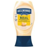HELLMANN'S Mayonnaise Squeeze - 250 ml