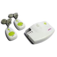 HESTEC Kit de de sécurité Systeme alarme SOS portable
