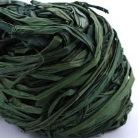HEYDA Raphia végétal - Vert feuillage - 50g