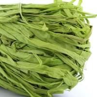 HEYDA Raphia végétal - Vert tilleul - 50g