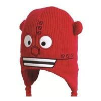 HIGHLANDER Chapeau Robot Cache Oreille Rouge