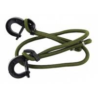 HIGHLANDER Corde Élastique Ajust 8mmx100cm Vert Olive