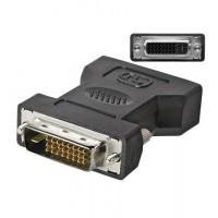 DVI ADAP 24+5 DVI-I F vers 24+1 DVI-D M