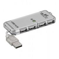 USB - HUB 4 Port Mini Hub USB 2.0