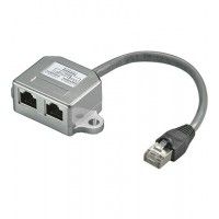 CAT T-Adapter 1x 10/100 BaseT 1x ISDN