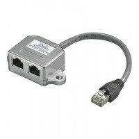 CAT T-Adapter 2x ISDN