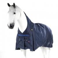 HORZE Couverture d'hiver pour chevaux Avalanche - Taille 115 - Bleu