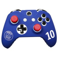Housse de protection PSG Numero 10 Neymar pour manette Xbox One & Xbox One X