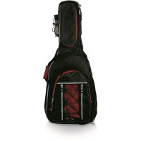 Housse sac a dos pour guitare folk - Nylon -18 mm