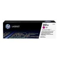 HP 201A toner LaserJet magenta authentique (CF403A) pour HP Color LaserJet Pro M252/M274/M277