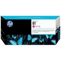 HP Tete d'impression 81 - Pack de 1 - Magenta