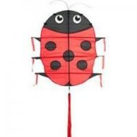 HQ Cerfs-Volants Monofils Flapping Lillie Ladybug