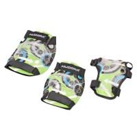 Hudora - Set de protection - taille S - Vert