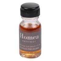 Huile pour pot pourri - 15 ml - Parfum : écorces précieuses