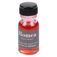 Huile pour pot pourri - 15 ml - Parfum : nectar de grenade