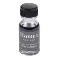 Huile pour pot pourri - 15 ml - Parfum : notes musquées