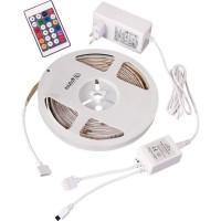 IBIZA LLS500RGB-FX Flexible lumineux rgb a effets - Blanc