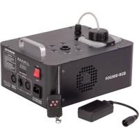 IBIZA LIGHT 15-1309 Machine a fumée verticale reversible a LED - DMX & Télécommande - 900 W