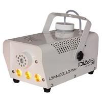 IBIZA LIGHT LSM400LED-WH Mini machine a fumée 400W a LED - Blanc